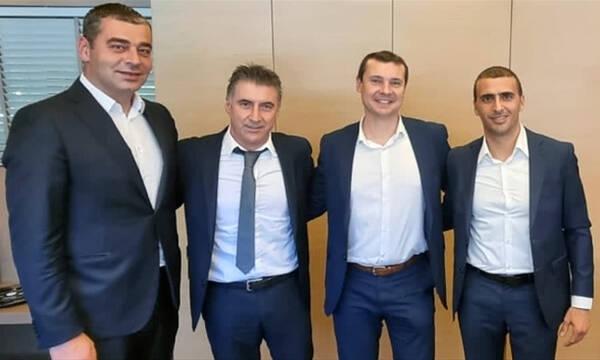 ΕΠΟ: Συνάντηση Ζαγοράκη με την αντιπροσωπεία της UEFA