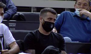 ΠΑΟΚ-ΑΕΚ: Στο «παλατάκι» ο Βιεϊρίνια! (Video)