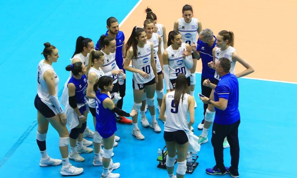 Ευρωπαϊκό Πρωτάθλημα βόλεϊ γυναικών: Προκρίθηκε στα τελικά η Εθνική Ελλάδας