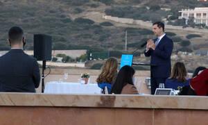 Τουρισμός 2021: Με σύνθημα «All you want is Greece» άνοιξε... πανιά από το Σούνιο
