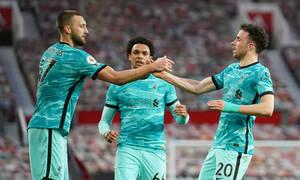 Μάντσεστερ Γιουνάιτεντ-Λίβερπουλ 2-4: Νίκη… Ευρώπης για τους «κόκκινους» (photos+videos)