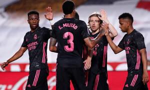 La Liga: Έμεινε «ζωντανή» με τεσσάρα η Ρεάλ κι ελπίζει! (Videos+Photos)