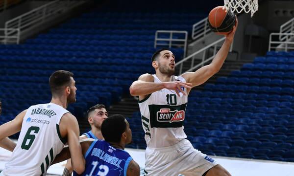 Basket League: Τσεκάρει το εισιτήριο ο Παναθηναϊκός - Ντέρμπι στο Περιστέρι