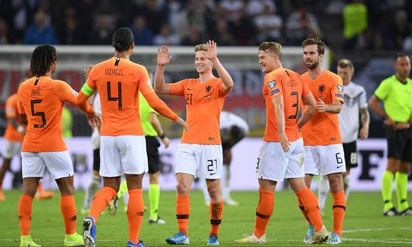 Ολλανδία: Η προεπιλογή των «οράνιε» για το Euro