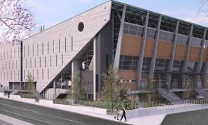 Πανιώνιος: Προχωράει το νέο κλειστό της Νέας Σμύρνης