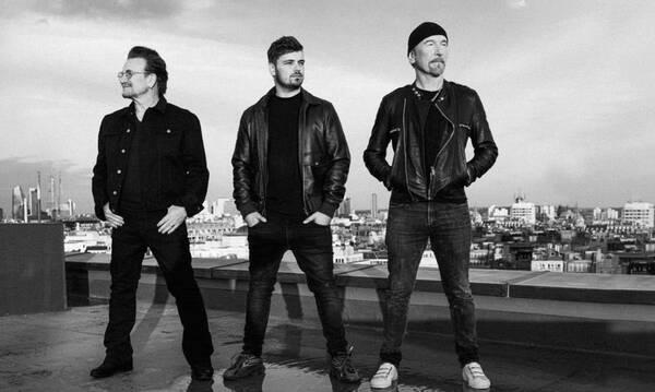 EURO: Κυκλοφόρησε το επίσημο τραγούδι με τη φωνή του Μπόνο! (Video)