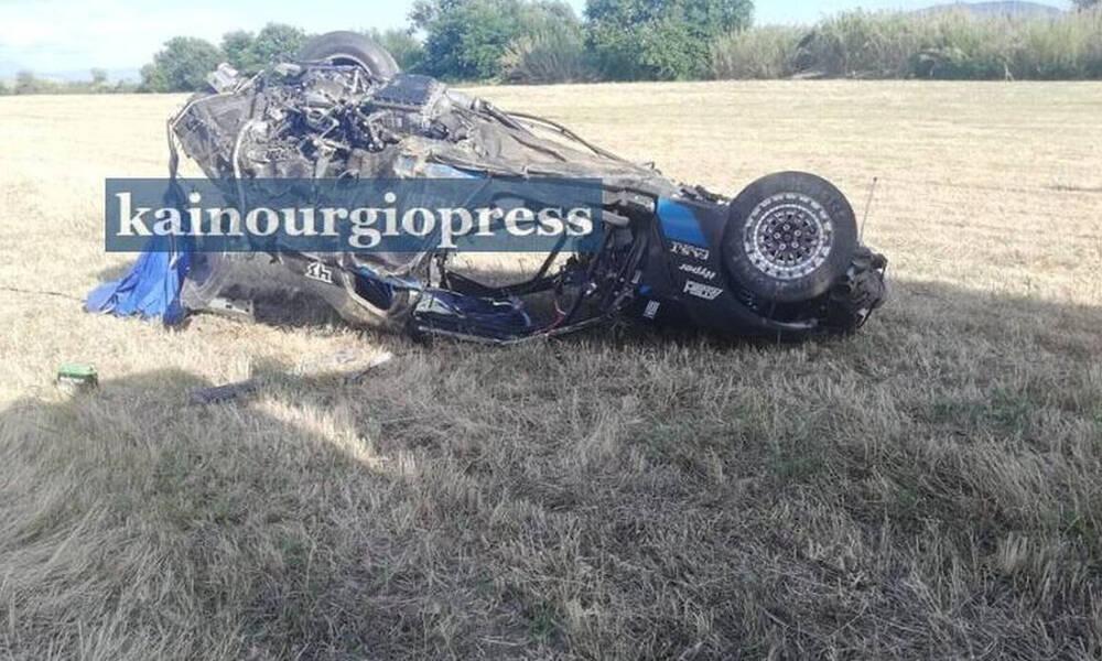 Τραγωδία στο Αγρίνιο: Νεκρός οδηγός σε αγώνα Dragster (photos+video)