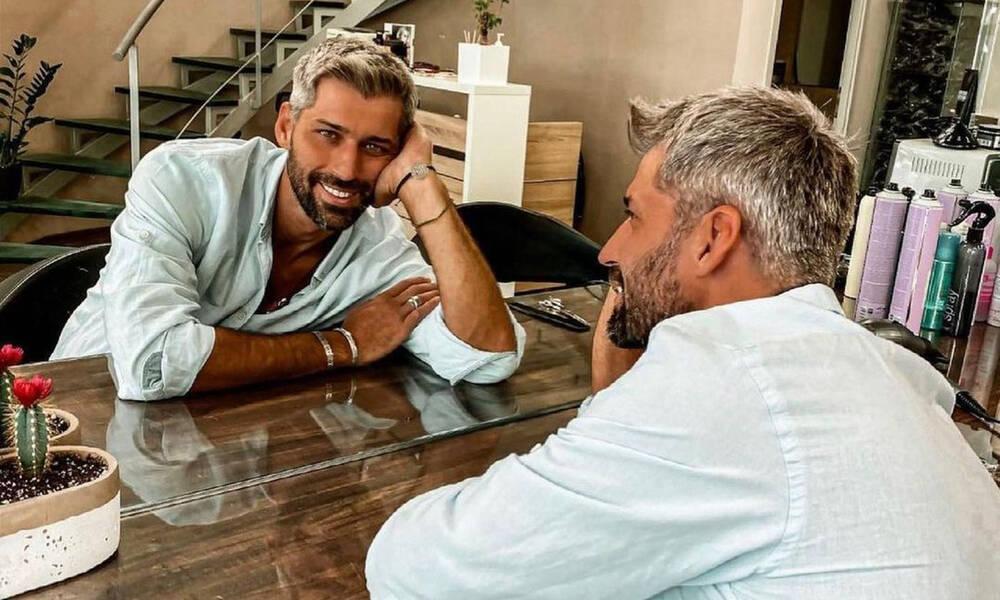 Αλέξης Παππάς: Τα καυτά φιλιά του με την Alessia στο μυστικό ταξίδι τους στο Ντουμπάι!