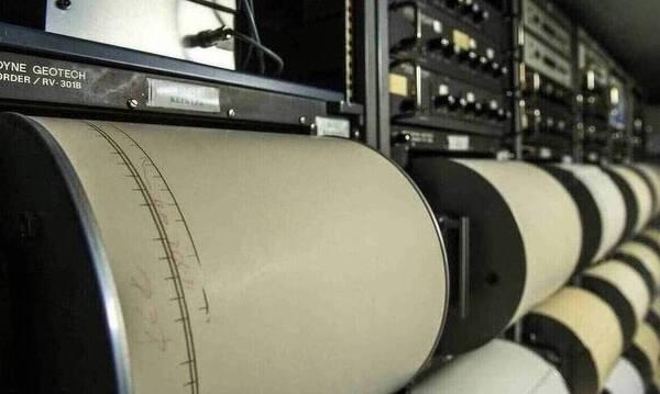 Σεισμός στη Λάρισα