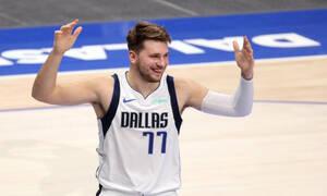 NBA: Μαγικό triple double από Ντόντσιτς (video)