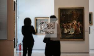 Εθνική Πινακοθήκη: Το ανακαινισμένο κτήριο άνοιξε τις πύλες του για το κοινό