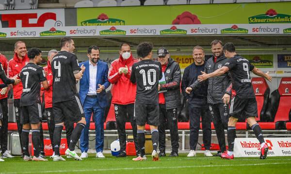 Bundesliga: «Έπιασε» Γκερτ Μίλερ και αποθεώθηκε ο Λεβαντόφσκι! (Video)