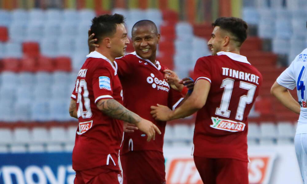 ΑΕΛ - ΠΑΣ Γιάννινα 2-0: Αποχαιρέτησε με νίκη (videos+photos)