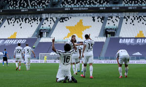 Serie A: Πήρε το ντέρμπι κι έμεινε «ζωντανή» η Γιουβέντους! (Videos)
