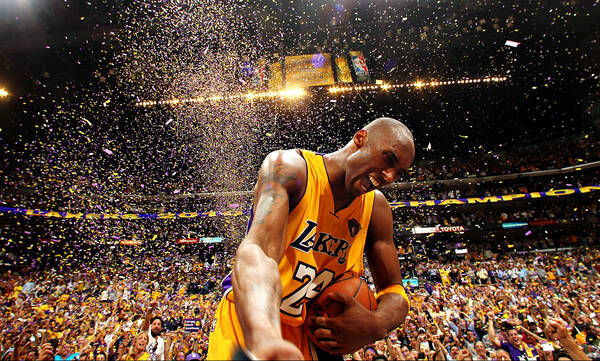 NBA: Το μήνυμα των Λέικερς για την είσοδο του Κόμπι στο HoF