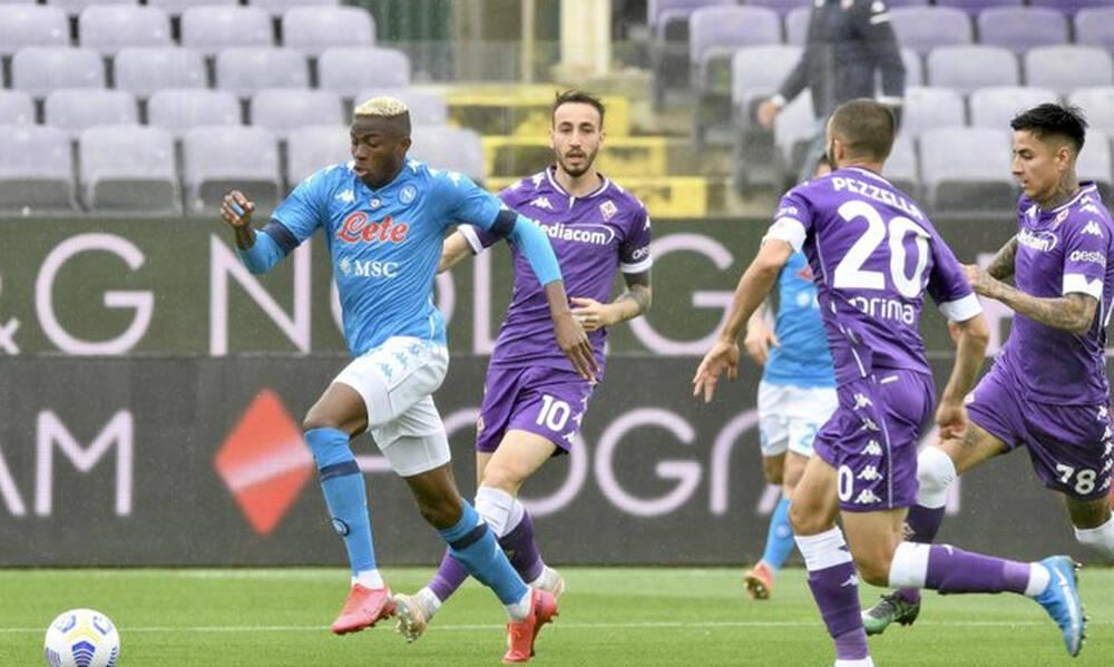 Serie A: Νάπολι για τα… αστέρια! (Photos)