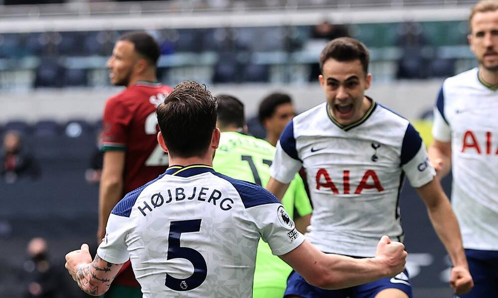 Premier League: Νίκη Ευρώπης για την Τότεναμ - Όλα τα γκολ