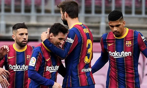La Liga: Ρεκόρ ο Μέσι με ένατη τριαντάρα! (Video+Photos)