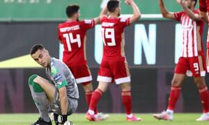 Παναθηναϊκός-Ολυμπιακός: Νέο τραγικό λάθος και 0-3 με Ελ Αραμπί (video)