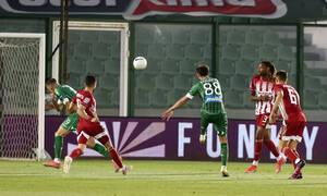 Παναθηναϊκός-Ολυμπιακός: Τρομερό γκολ από Μαουρίσιο και 1-3 (video)