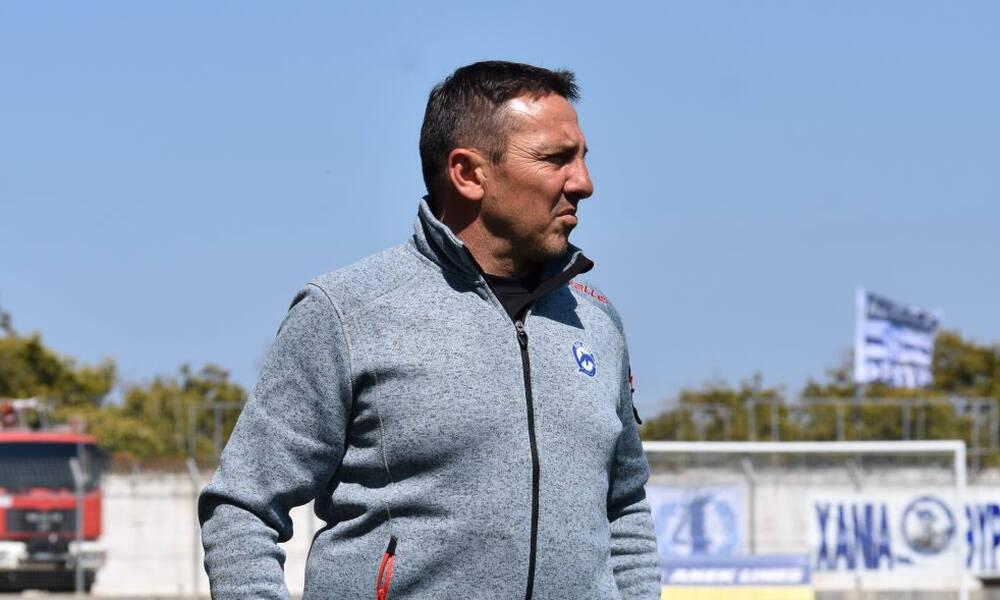 Παπαδόπουλος: «Κάναμε μεγάλη προσπάθεια σε όλο το δεύτερο γύρο»