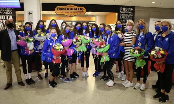 Επέστρεψε η Εθνική ομάδα καλλιτεχνικής κολύμβησης: «Ενωμένοι για την πρόκριση στο Τόκιο»