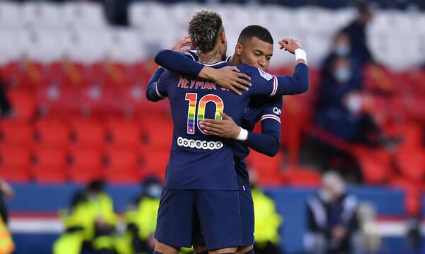 Ligue 1: «Αυτοκτόνησε» η Λιλ, στον πόντο η Παρί Σ.Ζ. και χαμός για τον τίτλο! (video+photos)