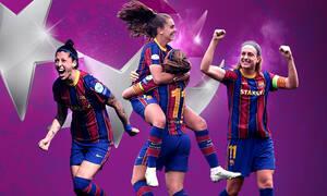 Τα κορίτσια της Μπαρτσελόνα «έσωσαν» τη χρονιά - Κατέκτησαν το Champions League! (video+photos)