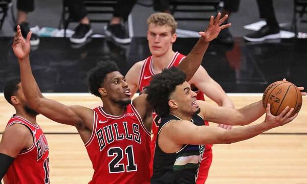 NBA: Ήττα χωρίς Giannis για τους Μπακς - Όλα τα αποτελέσματα