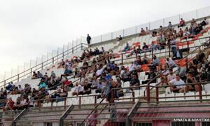 Ποιο πρωτόκολλο - Πήγε «περίπατο» σε αγώνα της Γ΄Εθνικής - Στο νοσοκομείο ποδοσφαιριστής (photos)