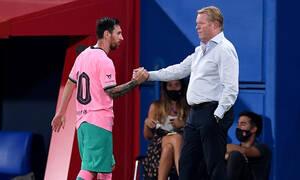 Μπαρτσελόνα: Η La Liga χάθηκε, ο Κούμαν τελειώνει - Τι συμβαίνει με Μέσι (video+photos)