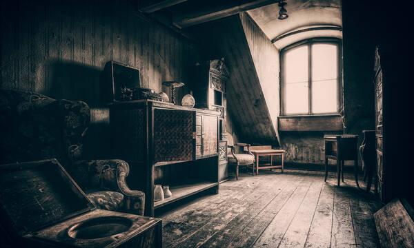 Τρόμος στη σοφίτα - «Πάγωσε» με αυτό που βρήκε ιδιοκτήτης σπιτιού (photos)