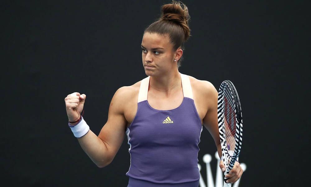 Μαρία Σάκκαρη: Νέο ρεκόρ καριέρας - Ανέβηκε στην 18η θέση του κόσμου