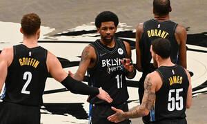 Ο Μάικ Τζέιμς τρέλανε το NBA με τη φάση της χρονιάς, μαζί με Ίρβινγκ και Ντουράντ (video)