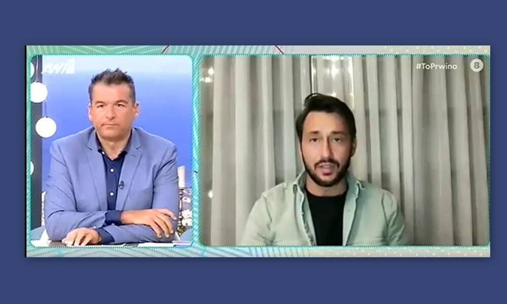 Survivor: «Χείμαρρος» ο  Λιάγκας! Απαντά στο βίντεο του Πάνου Καλίδη που διαψεύδει το ρεπορτάζ του