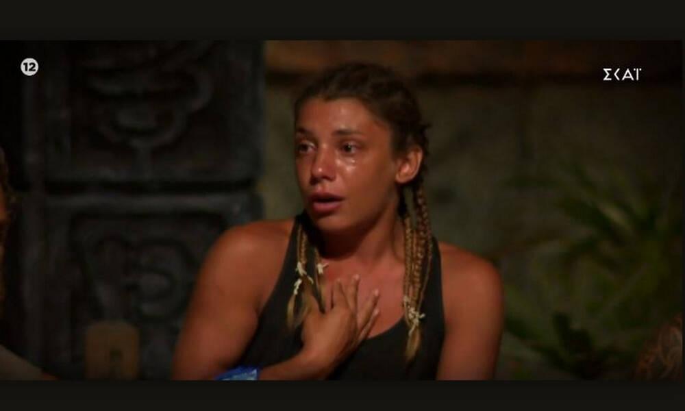 Survivor: Στο νέο συμβούλιο η Μαριαλένα καταρρέει - Δείτε τι θα συμβεί!