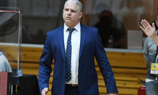 Μανωλόπουλος: «Συγχαρητήρια στους παίκτες μου, πέρασαν πολλά»