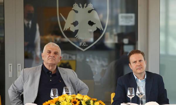 Μελισσανίδης: «Είμαι φαν του Λουτσέσκου, αλλά θέλω άλλον-Αυτό δεν είναι ΑΕΚ, εγώ έφαγα όλο το σκ..ό»