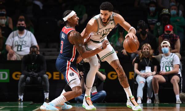 NBA: Μαγικός Τέιτουμ - Έστειλε τους Σέλτικς στα πλέι οφ (video+photos)