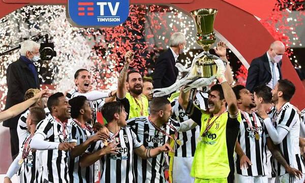 Coppa Italia: Σεζόν χωρίς τρόπαιο της Γιουβέντους δεν υπάρχει! (Videos+Photos)