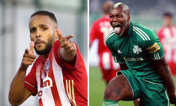 Super League: Η… κόντρα Ελ Αραμπί-Σισέ και οι σκόρερ των ομάδων (video+photos)