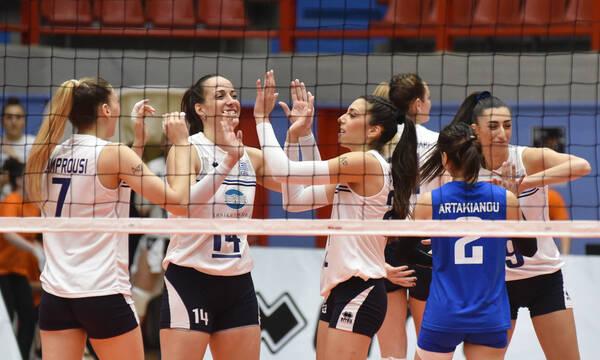Ευρωπαϊκό πρωτάθλημα βόλεϊ Γυναικών: Η κλήρωση της Εθνικής ομάδας
