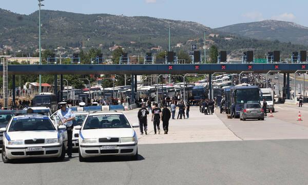 Ολυμπιακός - ΠΑΟΚ: Συναγερμός στην ΕΛ.ΑΣ πριν τον τελικό - Πούλμαν με οπαδούς στην Αθήνα