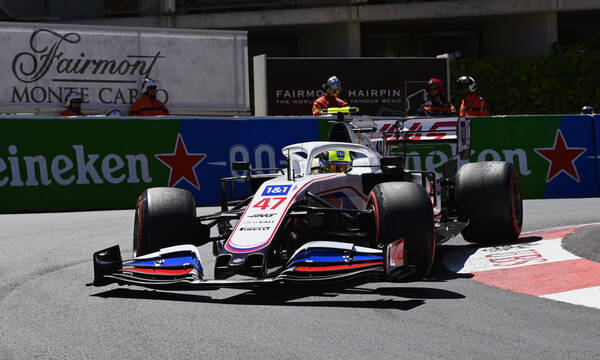 Formula 1: Σφοδρό ατύχημα για Σουμάχερ (photos)