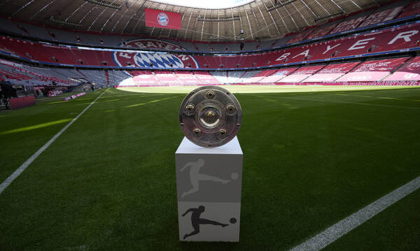 Bundesliga: Απονομή και συγκίνηση στην Μπάγερν (video+photos)