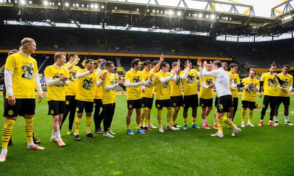 Bundesliga: Το αντίο της Ντόρτμουντ στον εμβληματικό αρχηγό (video+photos)