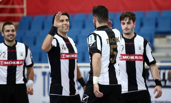 Κύπελλο χάντμπολ ανδρών: Πέρασε στον τελικό ο ΠΑΟΚ (photos)