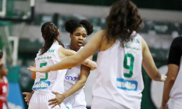 Παναθηναϊκός - Ολυμπιακός 76-73: «Πράσινη» ψυχή και μυθική ανατροπή για το 2-2