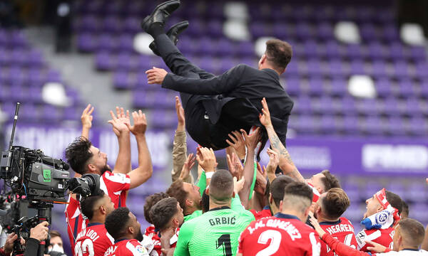 La Liga: Σπάει το δίπολο η Ατλέτικο-Όλοι οι Πρωταθλητές!
