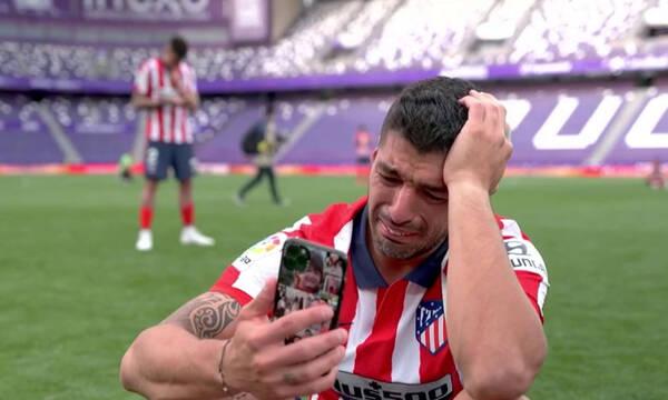 La Liga: Έκλαιγε με λυγμούς ο Σουάρες, δάκρυσε ο Σιμεόνε! (Videos)